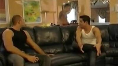 gay hardcore  gay sex  threesome