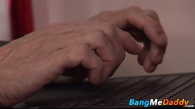 blowjob  daddy and son  gay sex