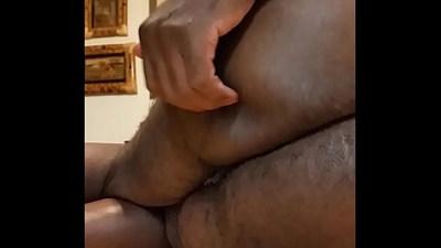 ass  black gay  butt