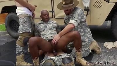 anal  army  cocks