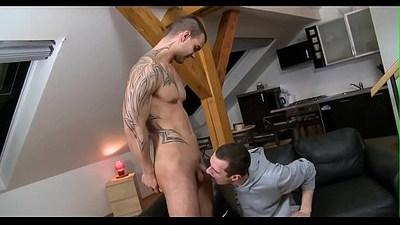 bareback  blowjob  cock sucking