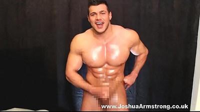 athlete  bodybuilder  cumshots