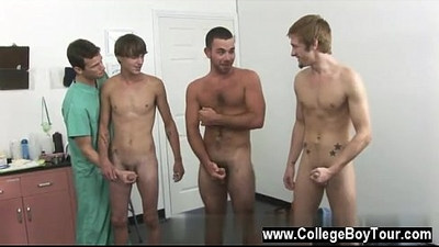 doctor appointment  gay group sex  gay man