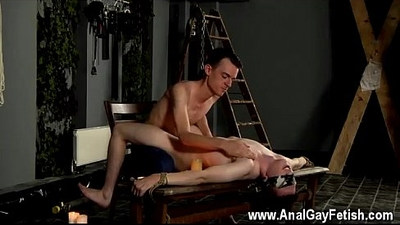 bondage  brown hair  cocks