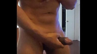 masturbation  mature male  solo boy