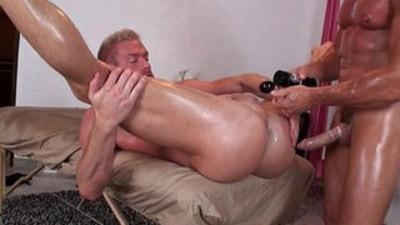 gay hardcore  massage